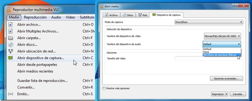 grabar video con VLC Media Player 03