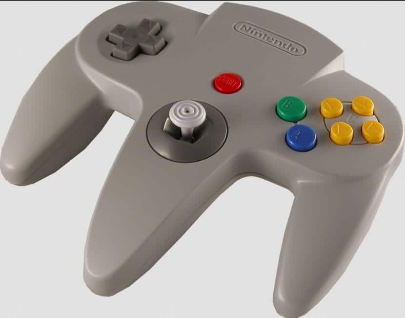 Nintendo 64 mando