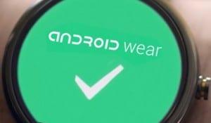 sincronización agenda Android Wear