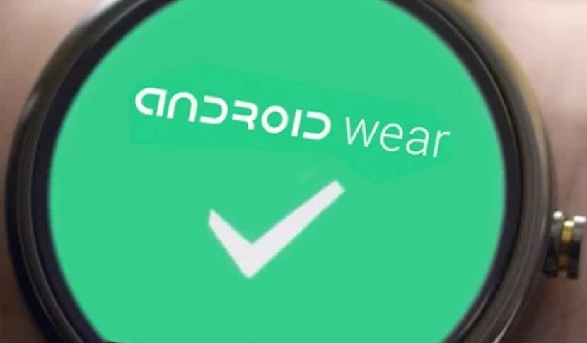 sincronización agenda Android Wear