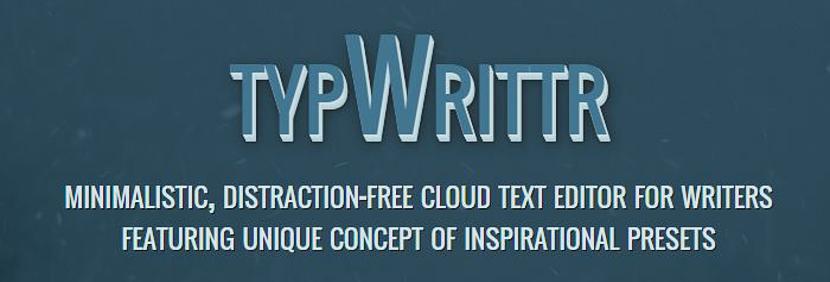 typwrittr 01