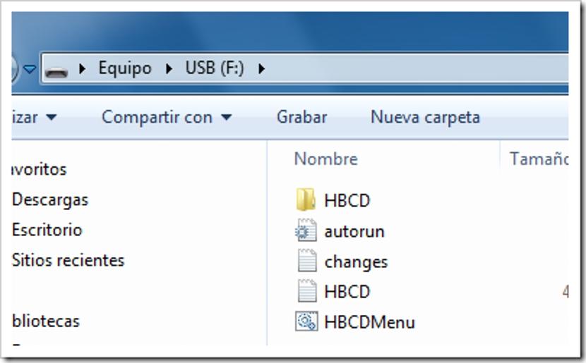 usar Hiren's Boot CD en un pendrive USB 03