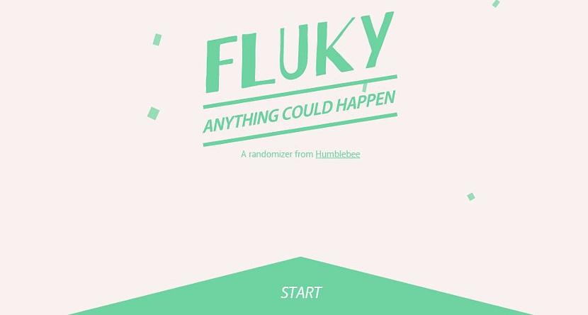 Flucky, un generador de sorteos