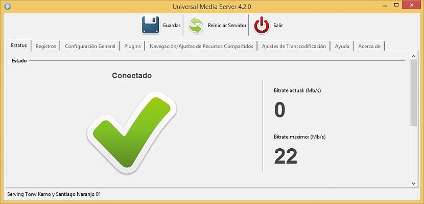Universal Media Streamer 04
