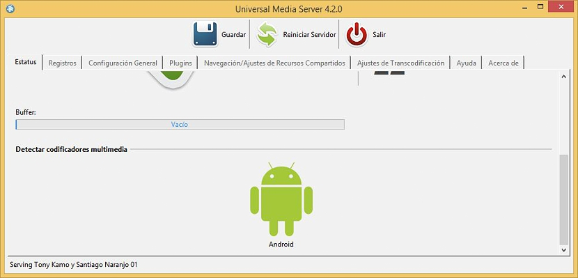 Universal Media Streamer 05