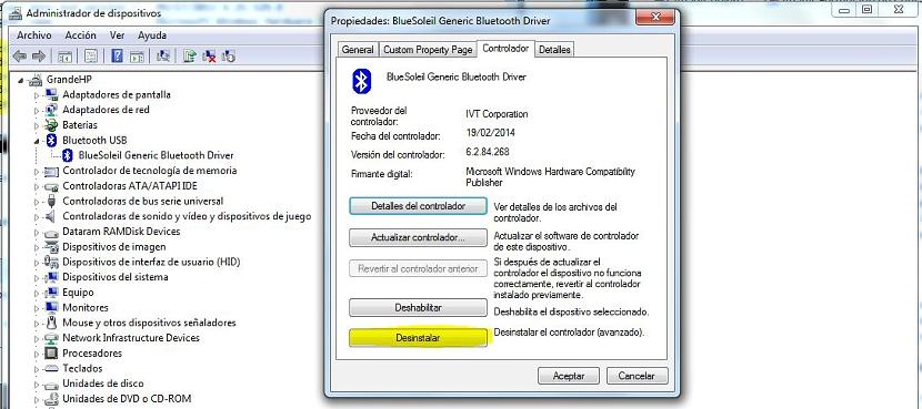 desinstalar aplicaciones y controladores en Windows 02