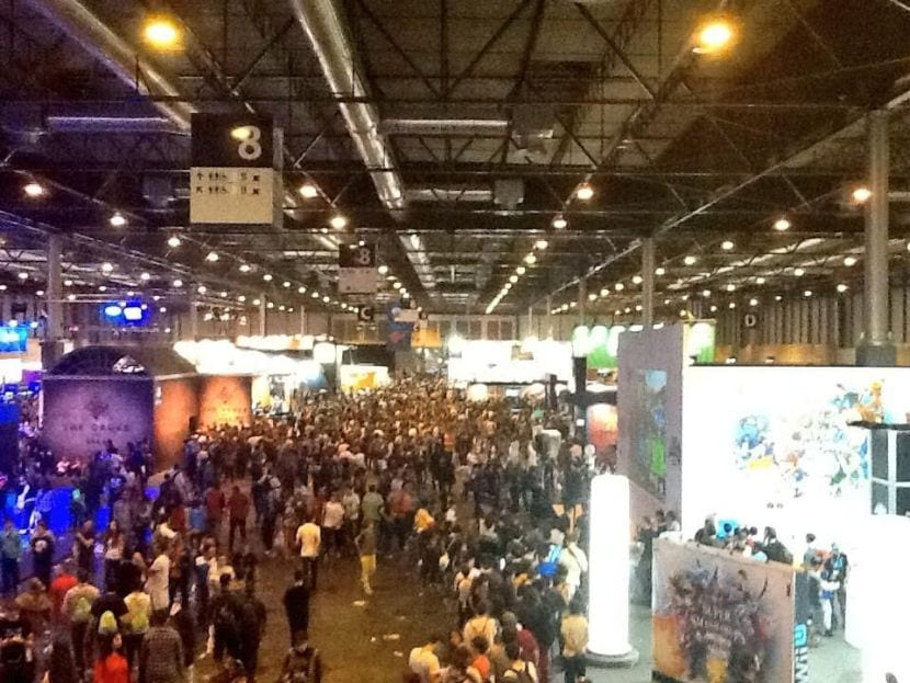Madrid Games Week 2014
