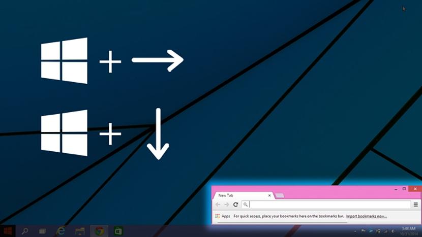 07 Snap View en Windows 10