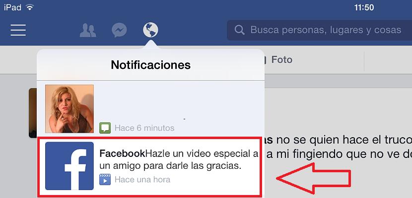 Cómo hacer un gran video para tus amigos desde Facebook 02