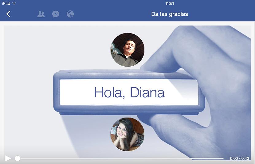 Cómo hacer un gran video para tus amigos desde Facebook 05
