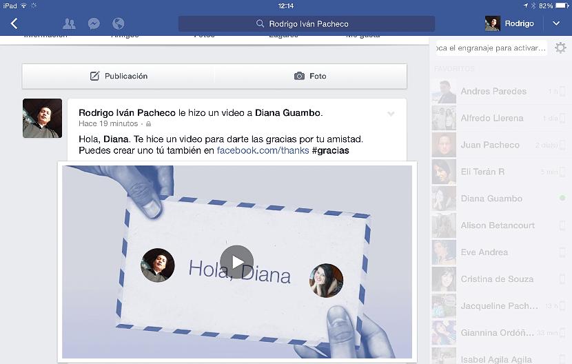 Cómo hacer un gran video para tus amigos desde Facebook 09