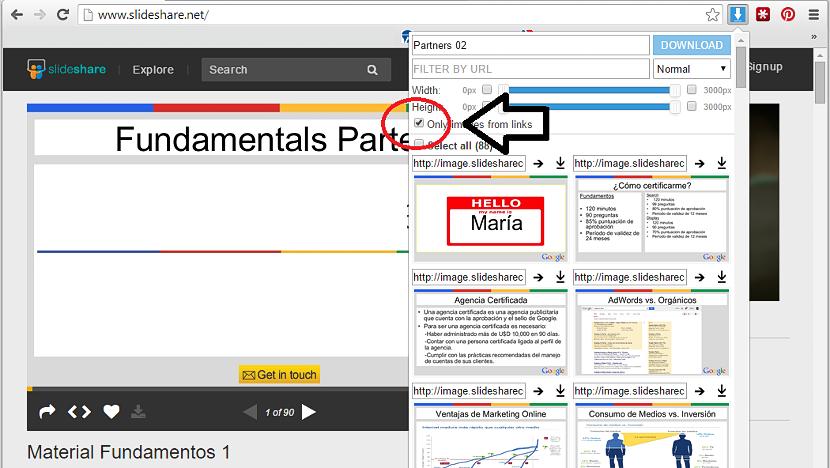 Descargar diapositivas de SlideShare