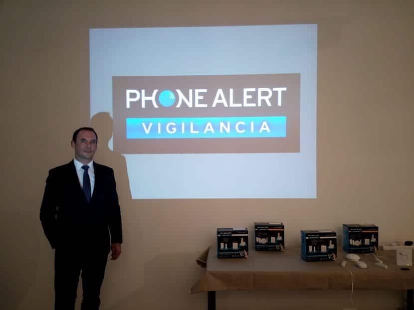 Phone Alert presentación
