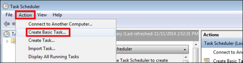 Programador de Tareas de Windows 01