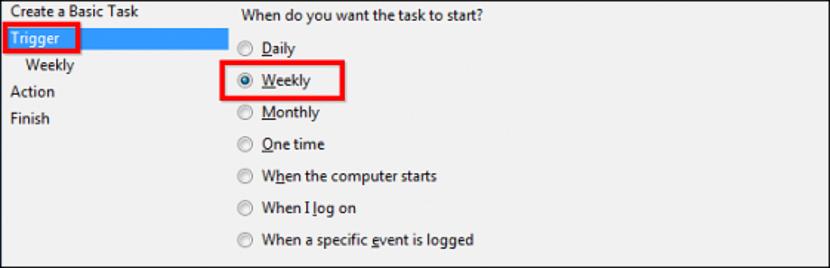 Programador de Tareas de Windows 03