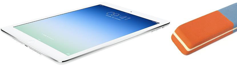 Restablecer a estado de fabrica del iPad