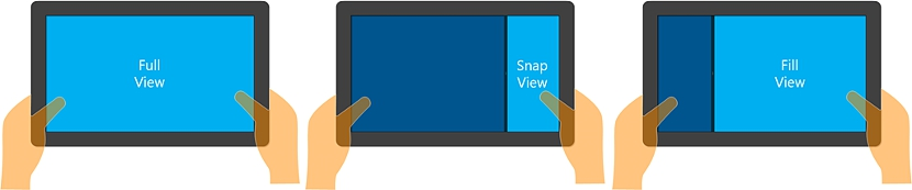 Snap View en Windows 10