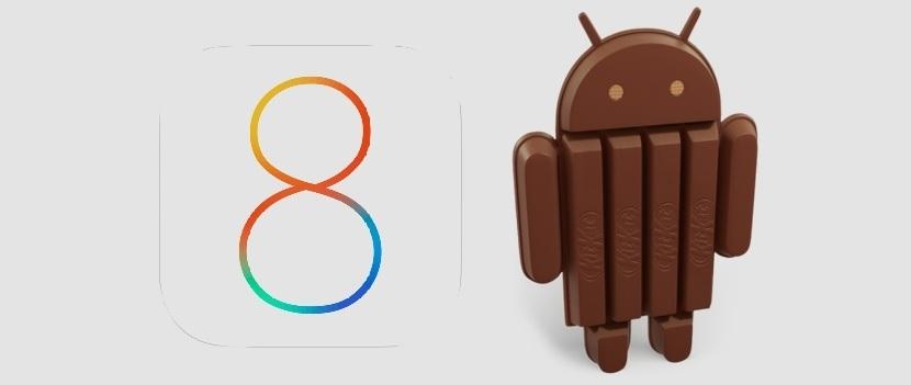 Android o iOS 8