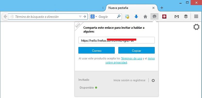 El Nuevo Chat de Firefox 03