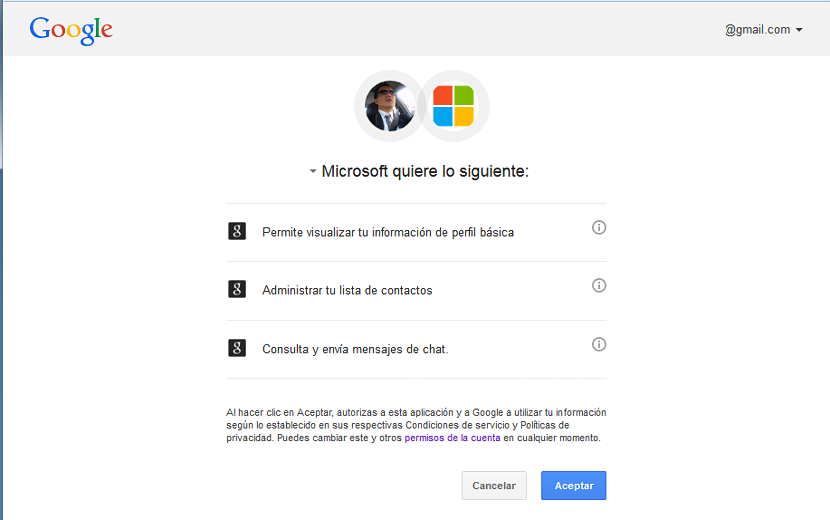 Google Talk en Outlook 02