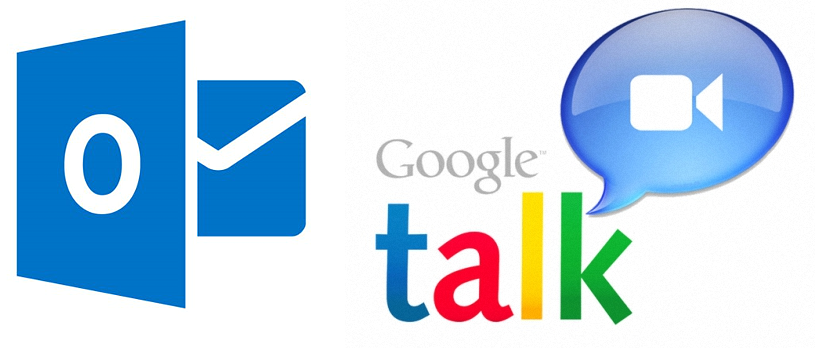 Google Talk en Outlook