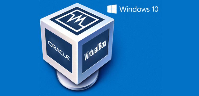 Instalar Windows 10 con VirtualBox
