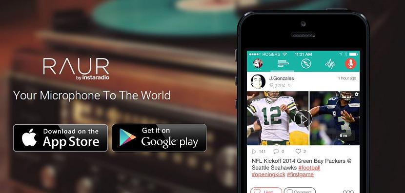 Instaradio para Android o iOS