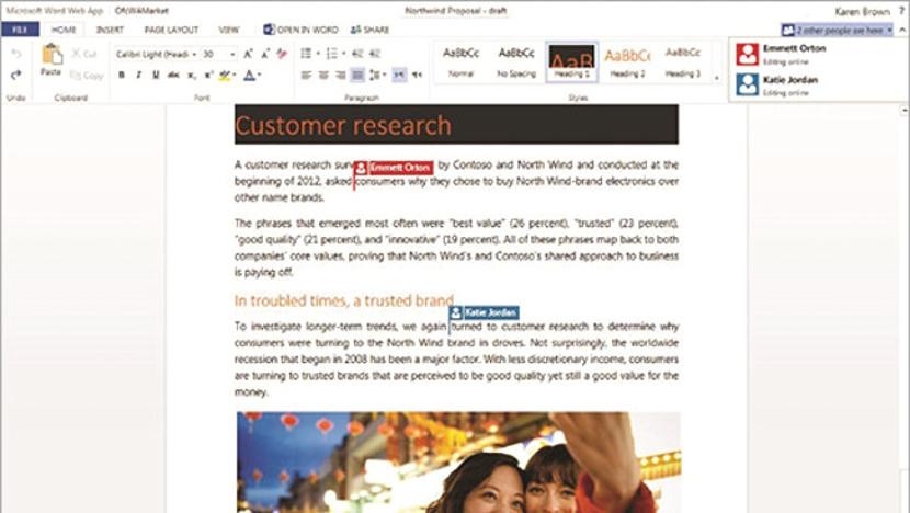 Office 365 colaborativo