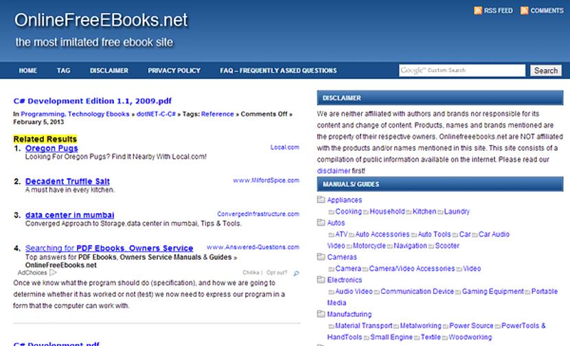 OnlineFreeEBooks