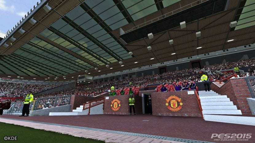 PES 2015 estadio
