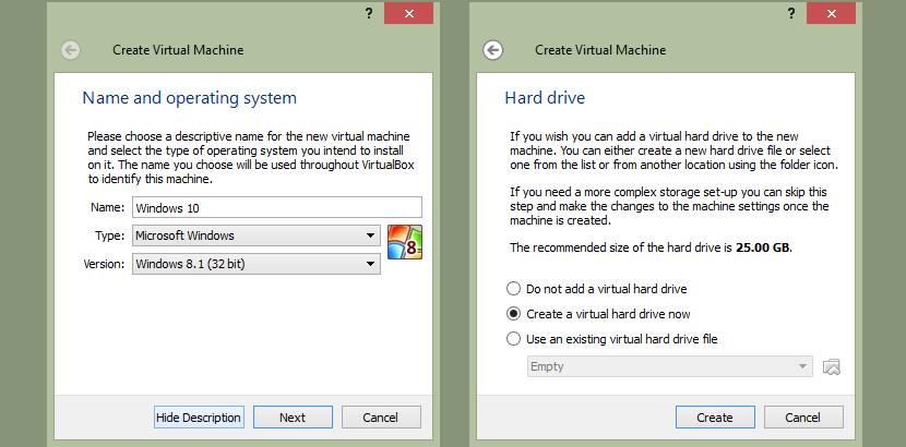 Windows 10 en VirtualBox 02