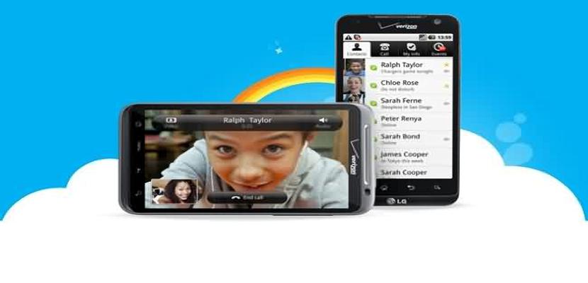 aplicaciones android para chatear o videoconferencias
