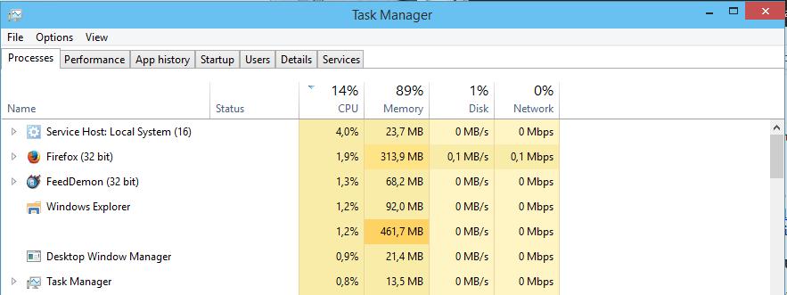 luz indicadora del disco duro en Windows 02