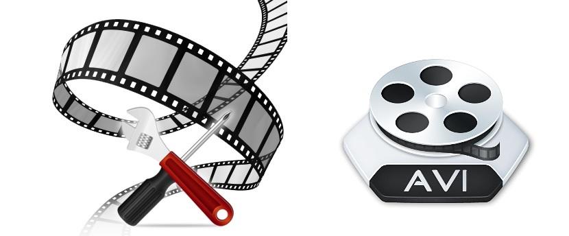 reparar archivos de video AVI dañados