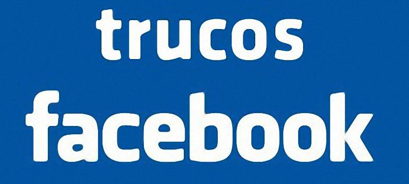 trucos en Facebook