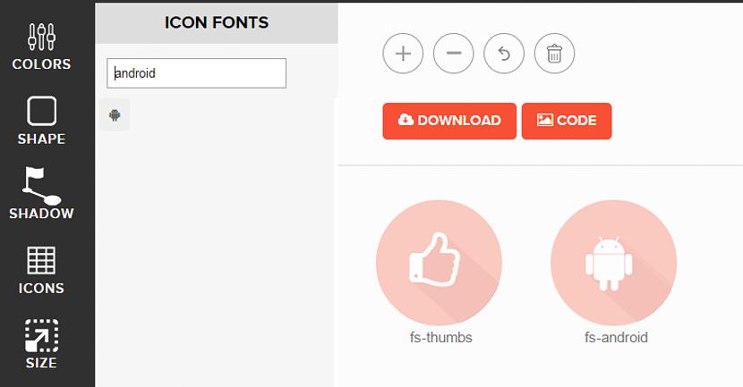 crear un Favicon con iconos prediseñados 03
