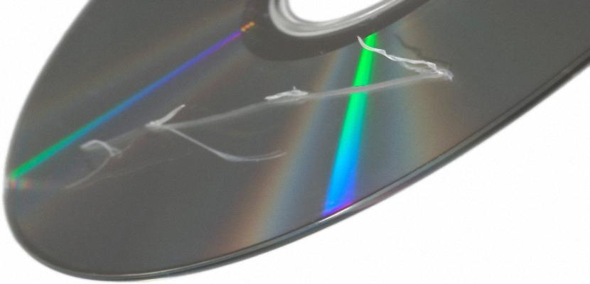 recuperar datos desde un CD dañado