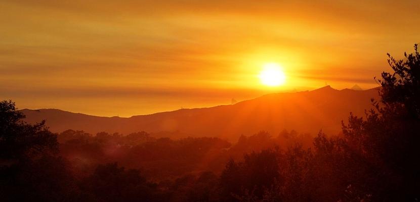 Conocer cuales son los horarios del Sol