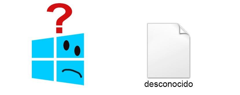 reconocer archivos sin extension