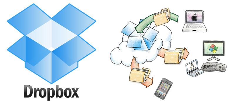 Dropbox y comentarios al compartir archivos