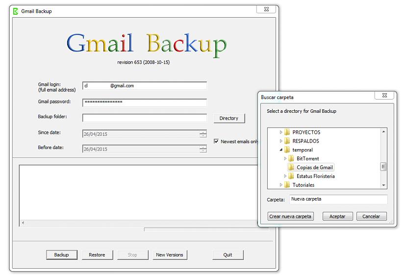 GMail Backup 01