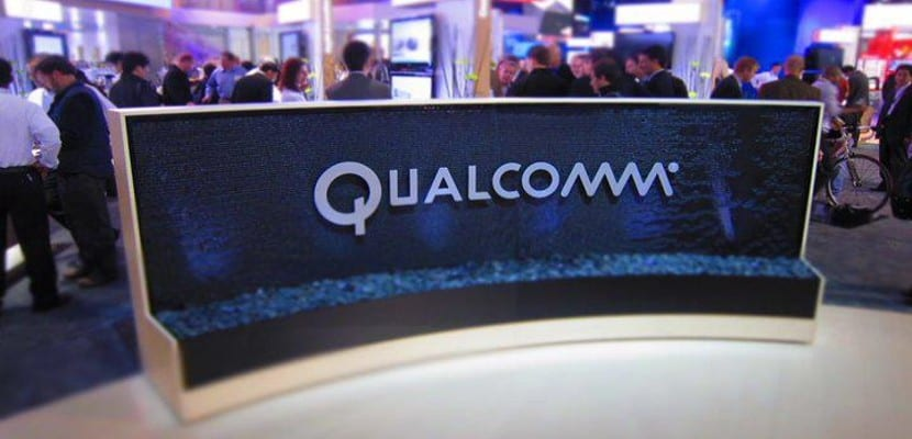 Expositor Qualcomm