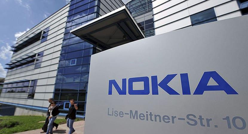 Oficina de Nokia