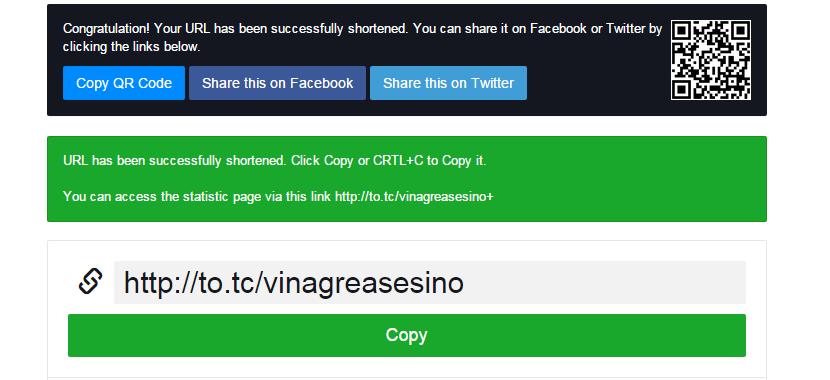 acortador de URLS