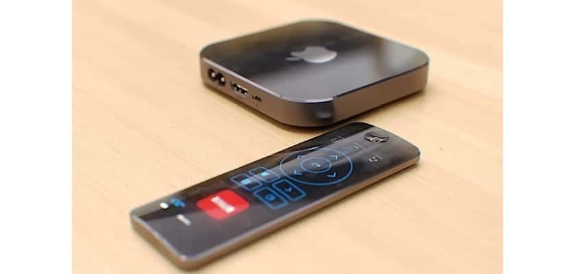 apple tv concepto