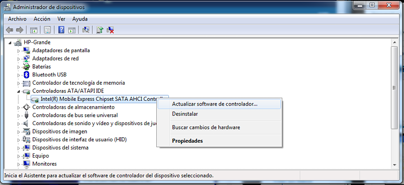 controlador ATA en Windows 7 01