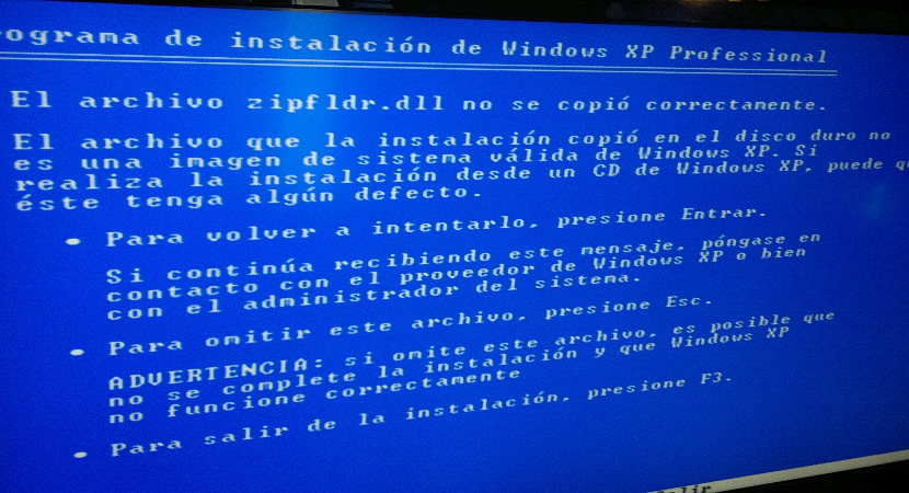 problemas de actualizaciones en Windows 7