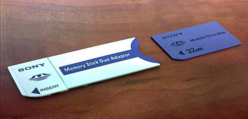 Recuperación de datos en Sony Stick Duo