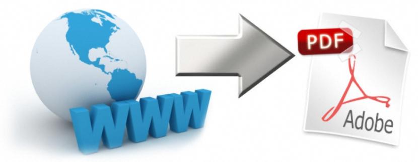 articulo web a documento PDF