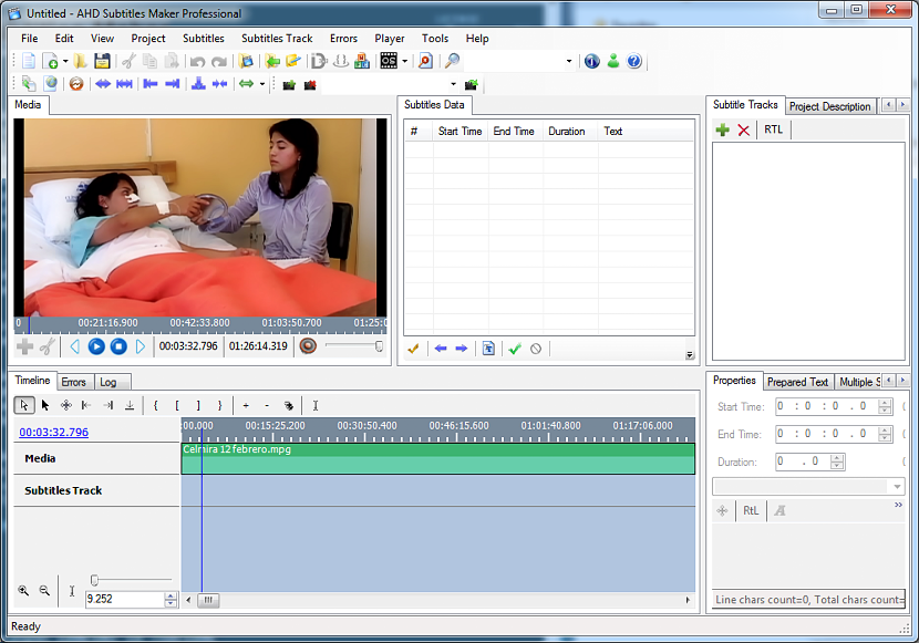 AHD Subtitles Maker01